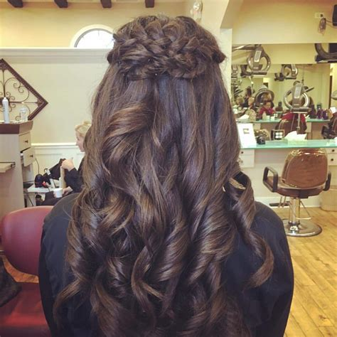hairstyles for a graduation party 62 gorgeous graduation party hairstyle for every length hair
