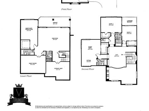 lakefront floor plans lakefront home plans lakefront house plans lake home