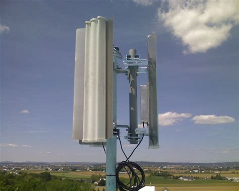 Antena Ubnt 3 X Sector Antennas Mounted On One 2 5 Quot Pipe Ubiquiti