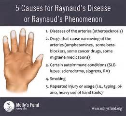 Renault S Disease What Causes Raynaud S Raynaud S Disease Or