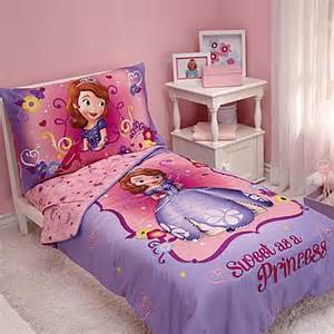 Clearance Toddler Bed Sheets Nojo 174 Disney 174 Sofia The Quot Sweet As A Princess Quot 4