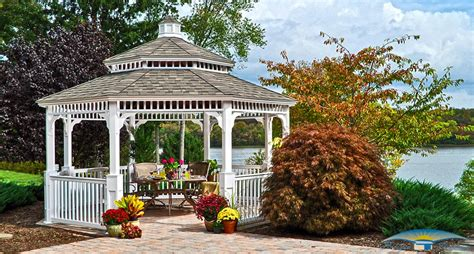 il gazebo gazebos for sale patio gazebos horizon structures