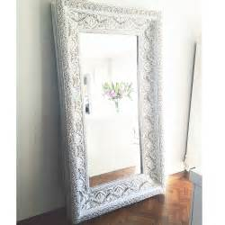 Floor Length Mirror by Ibiza Free Standing Floor Mirror French Bedroom Company