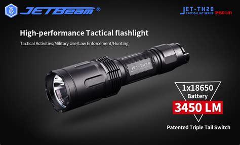 Jetbeam Th20 Tactical Flashlight Senter Led Cree Xhp70 2 3450 Lumens any news about jetbeam th20 xhp70 2 3450lumens budgetlightforum