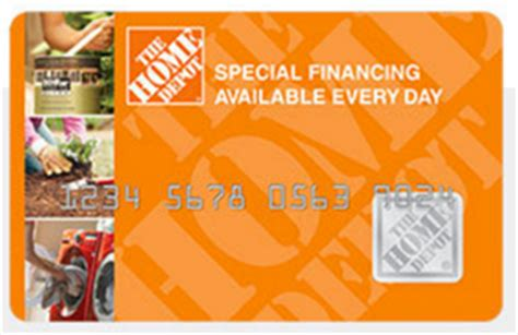 what is home depot credit card phone number credit card