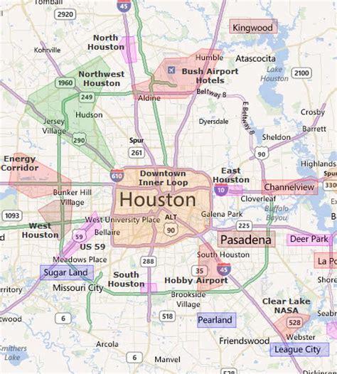 houston map hotels motels near md houston tx