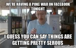 Poke Meme - image facebook poke war meme download