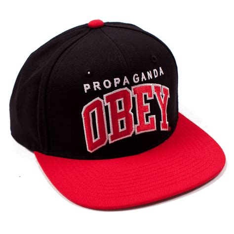 obey cap transparent png stickpng