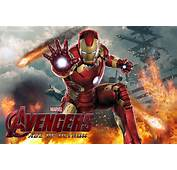 Avengers Age Of Ultron Marvel Comics Iron Man