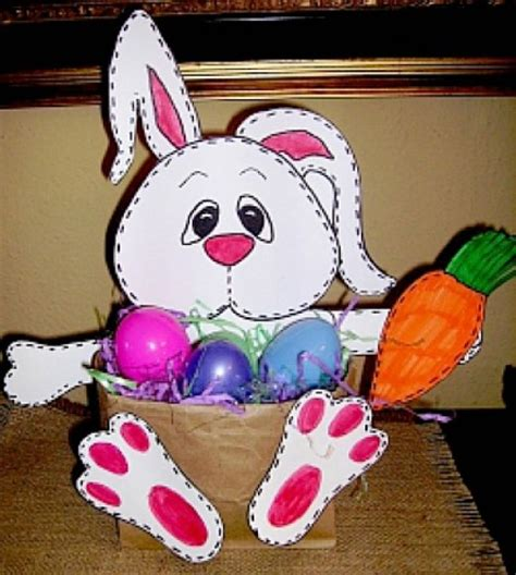 Paper Lunch Bag Crafts - 50 creative paper bag craft ideas hubpages