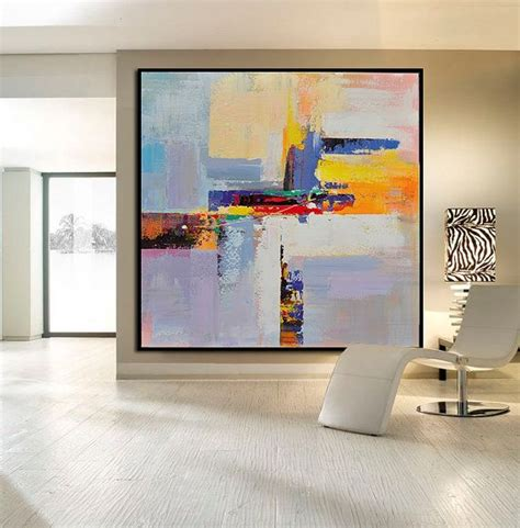 Blue Paint Wohnzimmer by Best 25 Contemporary Paintings Ideas Only On
