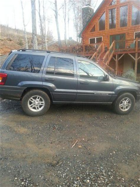 2003 Jeep Grand 4x4 Sell Used 2003 Jeep Grand Laredo Sport Utility 4