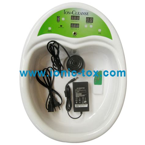 Ion Detox Machine Benefits by O U Health Co Ltd Detox Spa Ion Cleanse Detox Foot Spa