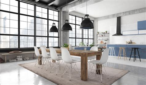 industrial dining table and chairs industrial style dining room design the essential guide