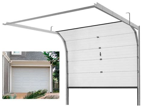 How To Install Overhead Garage Door by Overhead Garage Doors Roll Up The Better Garages