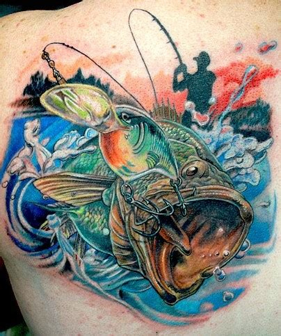 steelhead tattoo bass n what todo could do with
