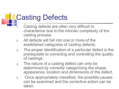 form design of welded members forgings and castings casting defects