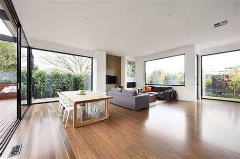 modern house renovation modern renovation transforms melbourne s brick federation house