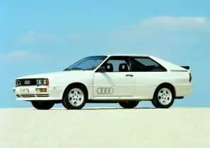 Audi 1980 Quattro Audi Quattro 1980 1981 1982 1983 1984 1985 1986