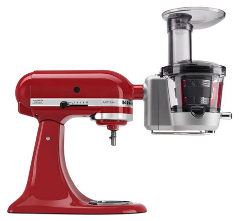 KITCHENAID JUICER AND SAUCE ATTACHMENT   www.fashion