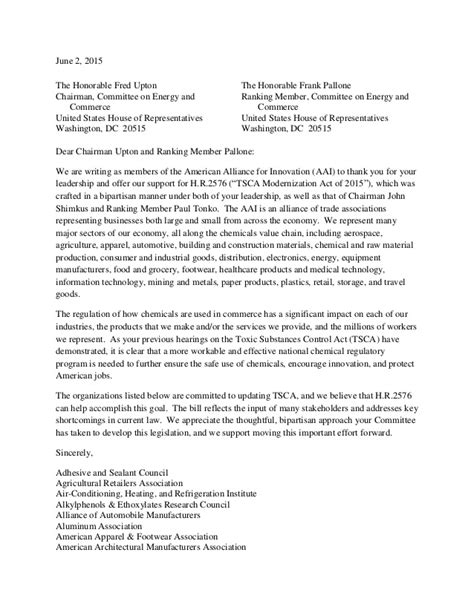 house energy and commerce committee coalition letter to house energy and commerce committee leaders on ch