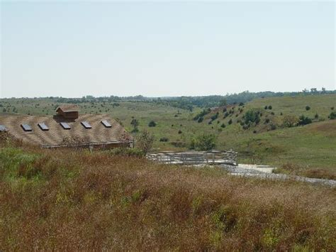 ashfall fossil beds state historical park hubbard rhino barn picture of ashfall fossil beds state