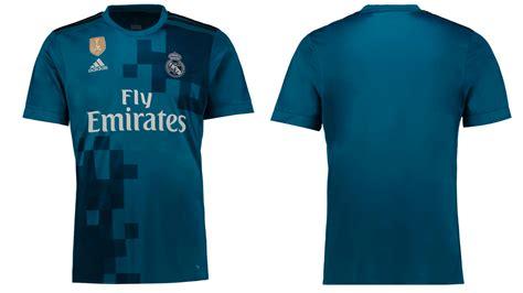 imagenes camiseta negra real madrid as 237 son las nuevas camisetas del real madrid para la