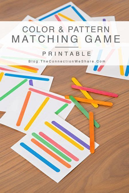 pattern matching games for kindergarten 1000 images about free printables for kids on pinterest