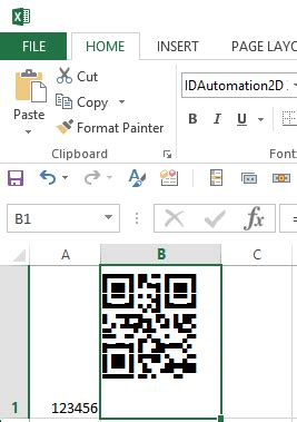 epl qr code exle how to encode qr code barcodes using vba in excel