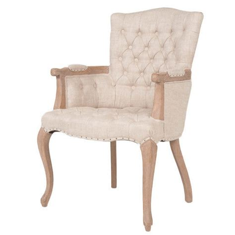 Upholstered Dining Chairs With Arms French Style Dining Dining Room Chairs With Arms