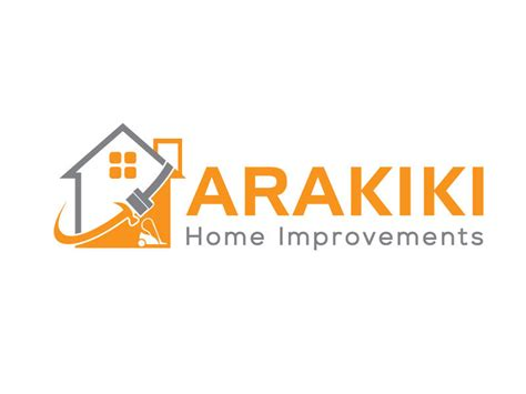 Pw Home Improvements Home Improvement Logo Design Home Improvement Logo Design