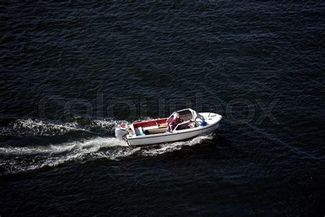 fishing boat jobs denmark people in a boat with fishing gear on little belt in