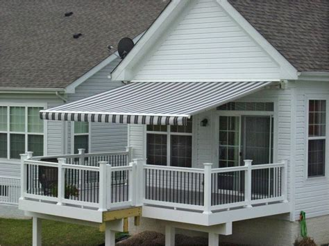 Awnings For Patios And Decks by Sunesta Retractable Patio Awning Innovative Openings