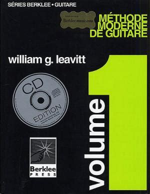 0043068863 le piano en mouvements volume leavitt m 233 thode moderne de guitare vol 1 en fran 231 ais