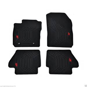 Focus St Floor Mats Canada 2013 Ford Focus All Weather Car Floor Mats By 2016 Car