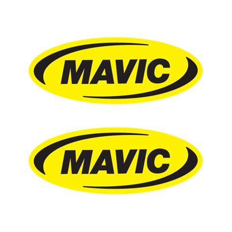 Bike Sticker Logo by Printed Vinyl Mavic Mountain Bike Logo Stickers Factory