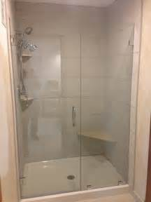 glass shower door frameless frameless glass shower door photo gallery precision glass