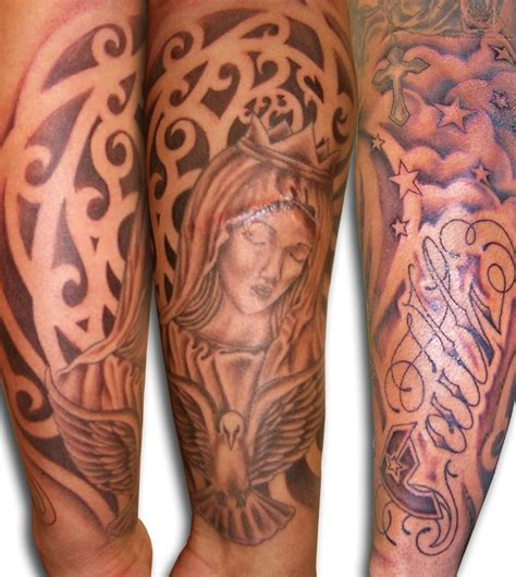 religous tattoos beautiful religious tattoos