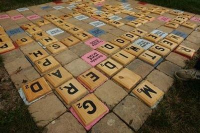 diy backyard scrabble dream house must have back yard scrabble blueroses and