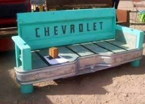 just a car chevy truck car parts bench cool