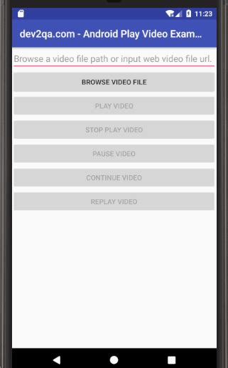 Android Get Current Locale by Android Play File From Local Sd Card Web Exle