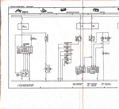 wiring diagram toyota kijang 5k gallery wiring diagram