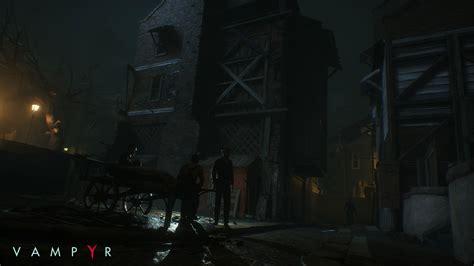vampyr wallpapers  ultra hd  gameranx