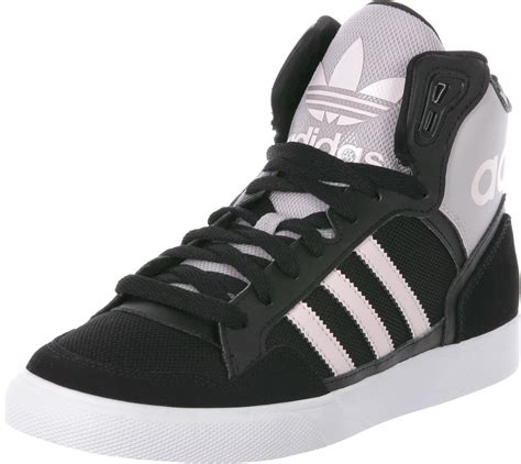 adidas extaball w shoes black pink