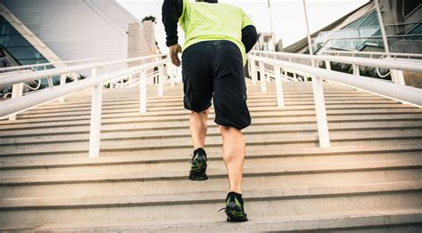 Run Stairs To Build Strength And Endurance by Take The Stairs To Torch The And Boost Your