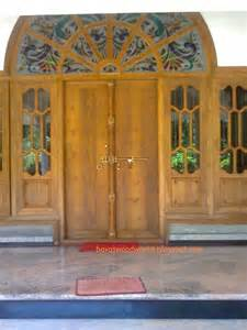 front door glass designs wood windows frame with double door gracefull handworked designs bavas wood works