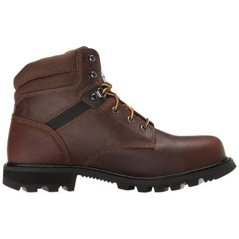 mens carhartt boots carhartt mens 6 work safetytoe work boot cmw6274