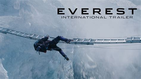 everest film reality everest official movie trailer universal pictures