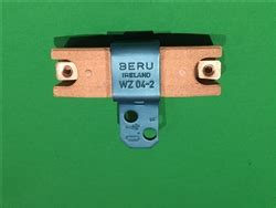 beru ballast resistor beru 0 4 ohm quot blue quot ballast resistor for mercedes 280sl other models