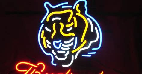 Bud Light Wiki by Wiki Neon Sign Budweiser Bud Light Nflcincinnati Bengals Bar Neon Sign 18 Quot X 14 Quot Free